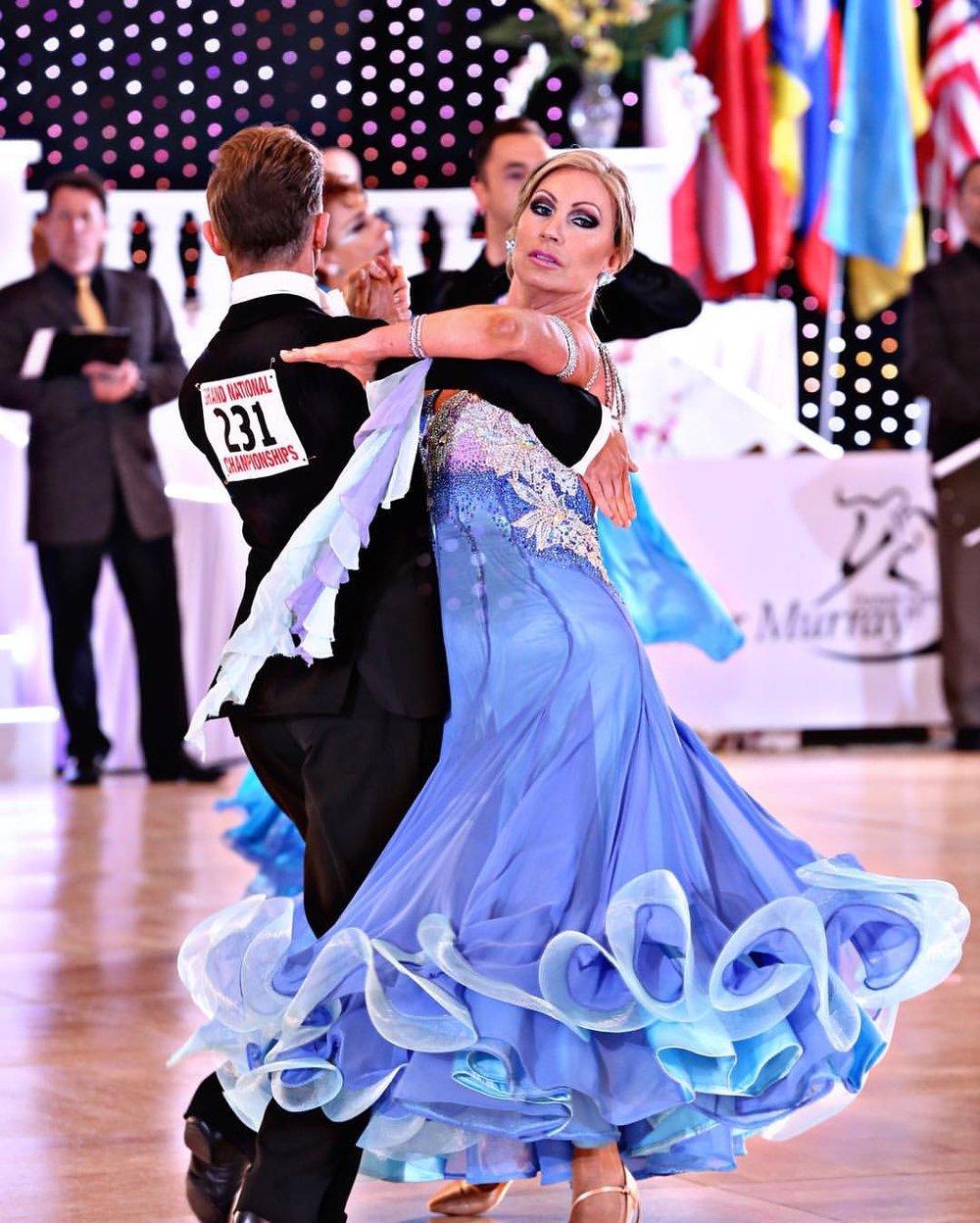 Ballroom Dance Lessons | The First Dance | Wedding Choreography | Mayfair |London | PRO AM Ballroom Dancing with Marius Caluser
