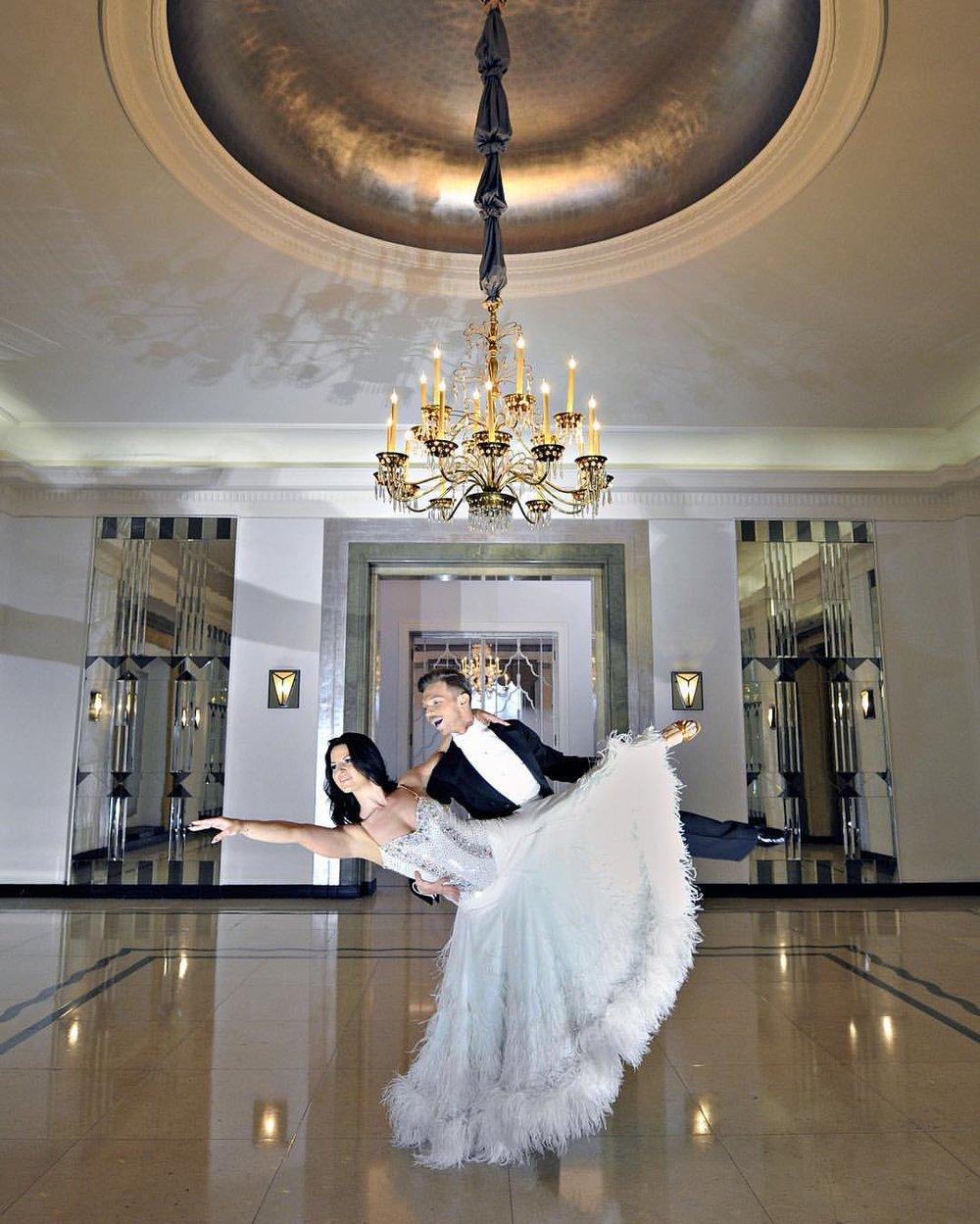 Award-winning Ballroom and Latin Dancer | Teacher | Choreographer | Dance Lessons | London