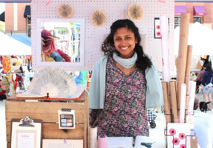 Amina of  Handmade Habitat  | Photo by  Nora Simon