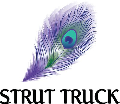 Strut Truck Logo