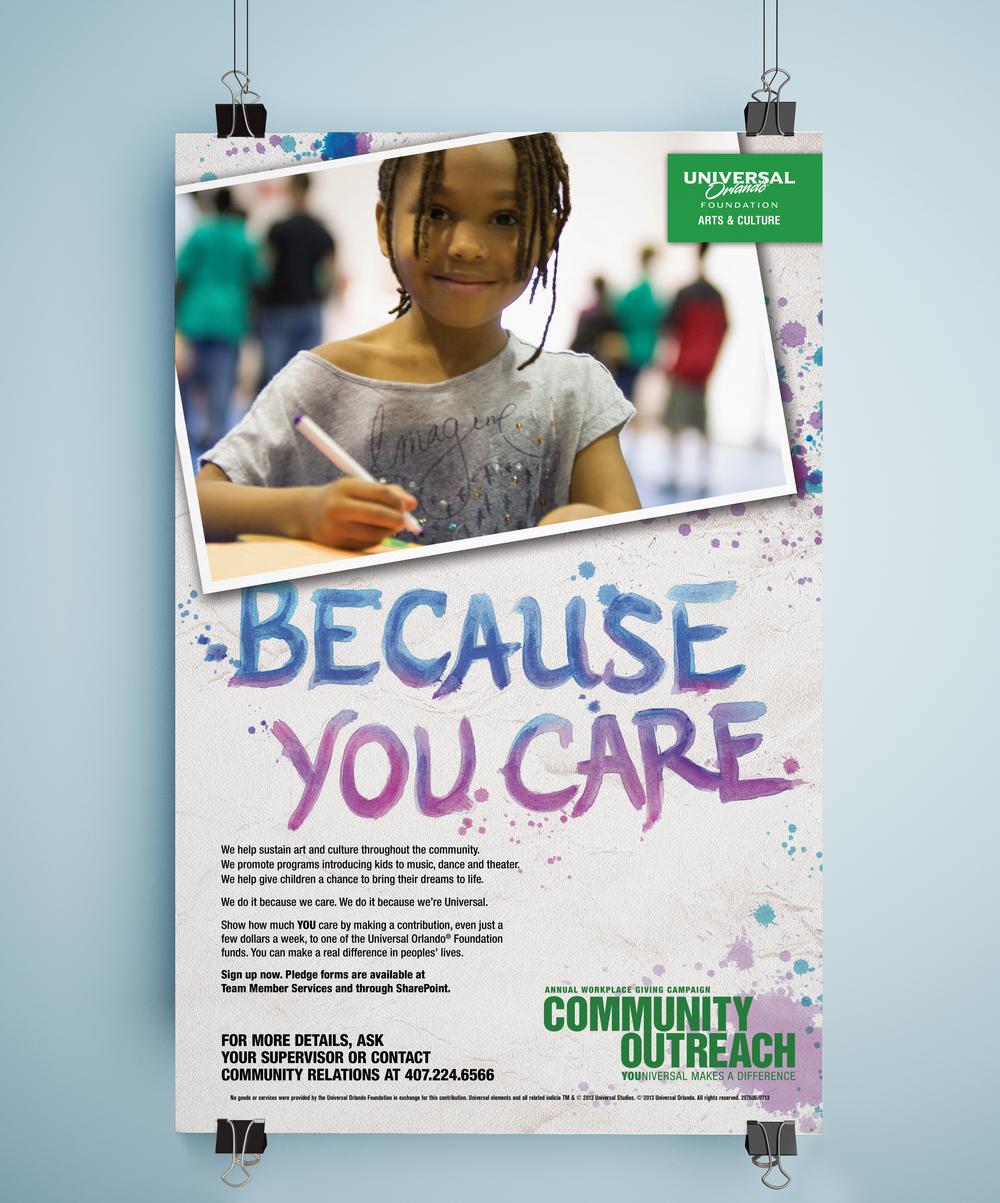 Campaign Poster - Arts & Culture