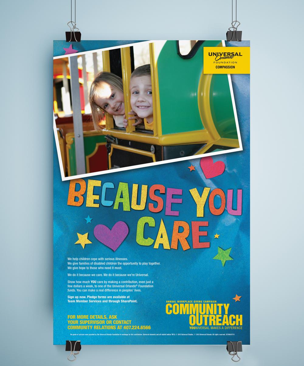 Campaign Poster - Compassion