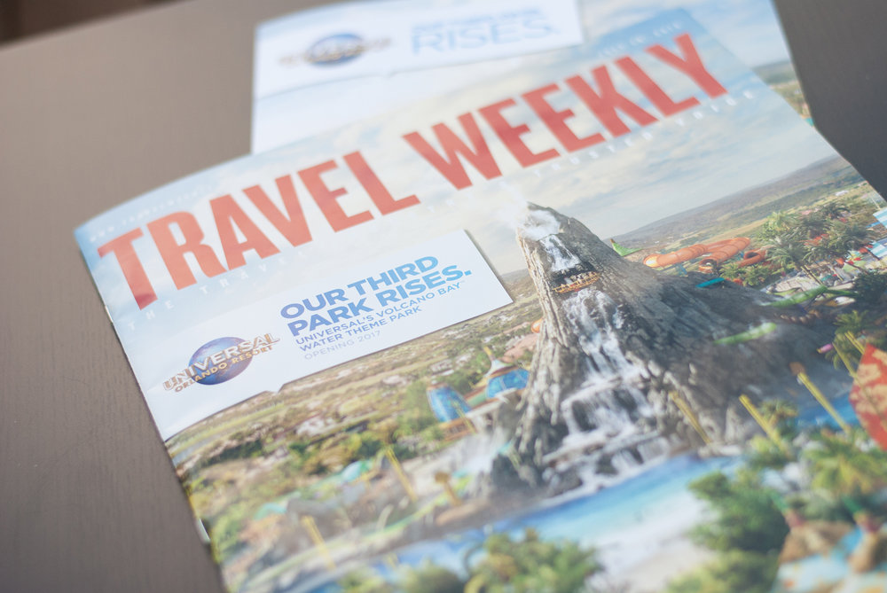 Travel Weekly Cover