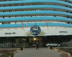Alma-Ata hotel in Almaty