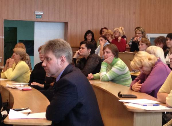 We spent two days lecturing to audiences in Kyiv at the Institute of Psychology and Social Pedagogics at Borys Grinchenko Kyiv University.