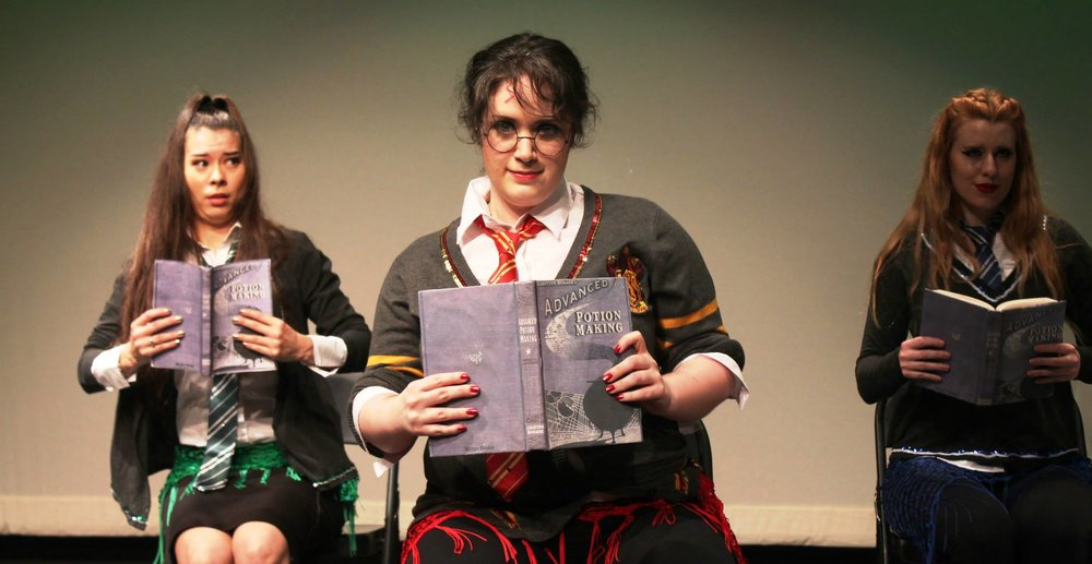DARK LORD FUNK - EMILY'S TRIBARET STUDENTSEMILy and her Tribaret Bellydance Class transports us back to the wizarding world of Harry Potter. They hope you enjoy their take on the dark and sinister Death Eaters.WEBSITE
