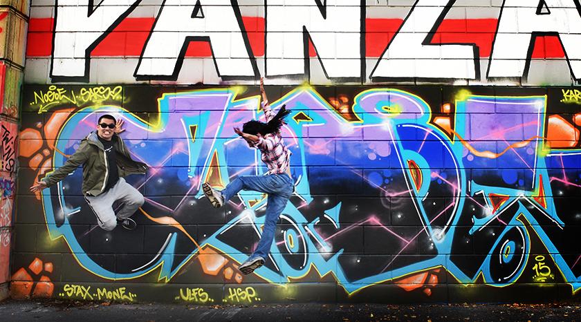 4 - Jump the Street Art! Wien, Austria — Erin Shimazu