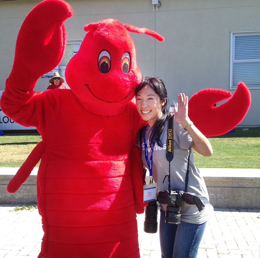 I think Lobster Guy is super cool :D!
