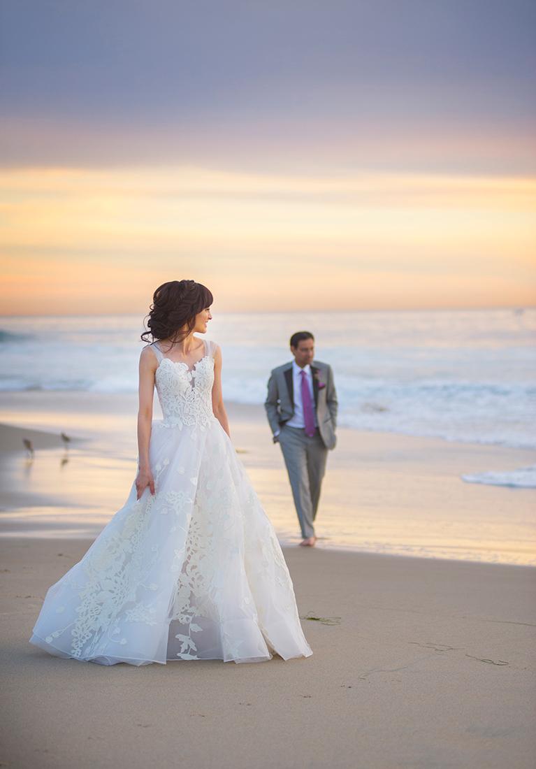 Erin Shimazu Photography Wedding Bride Beach Alice7