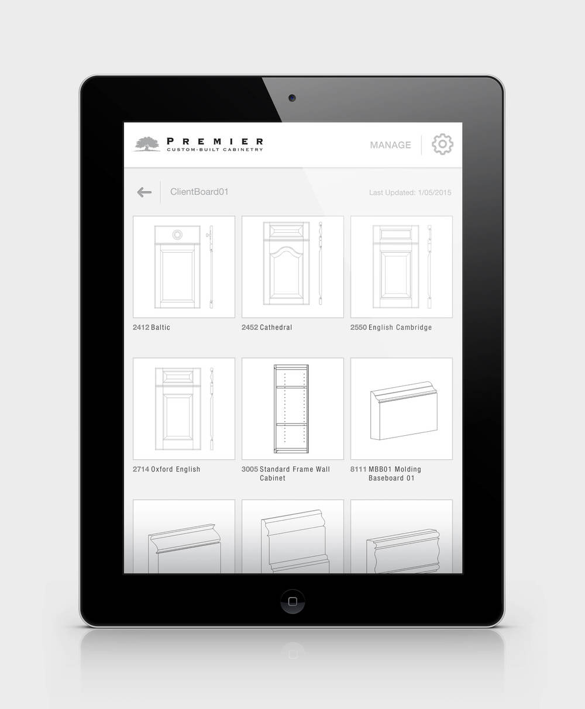 App Content Screen