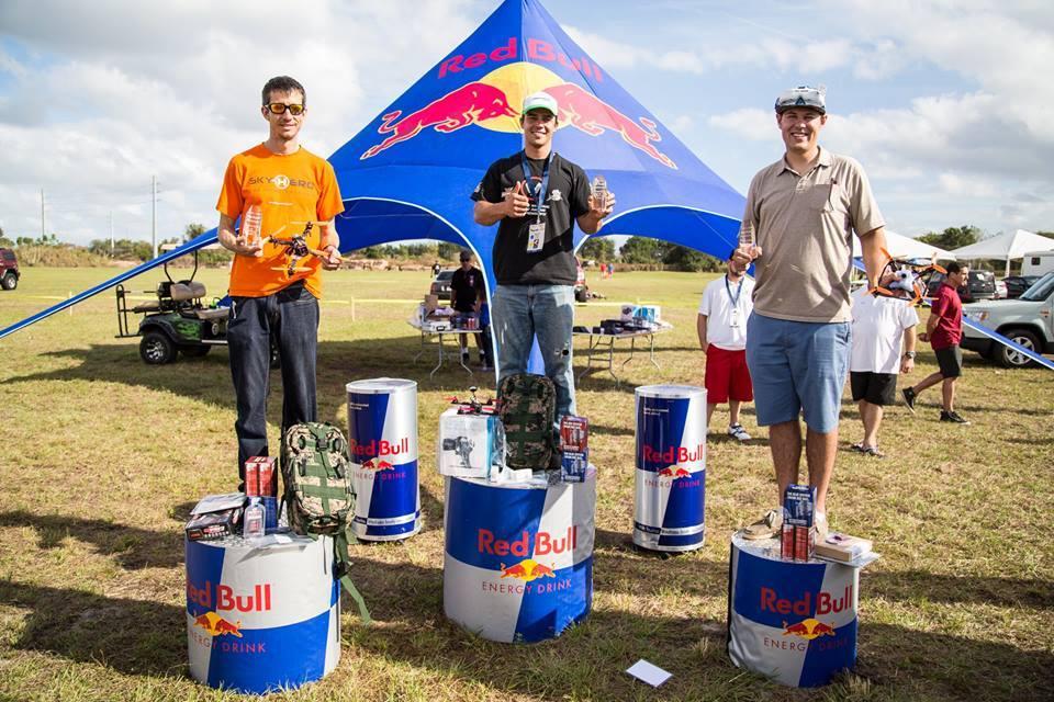 1st Place-MultiGP Championship 2015