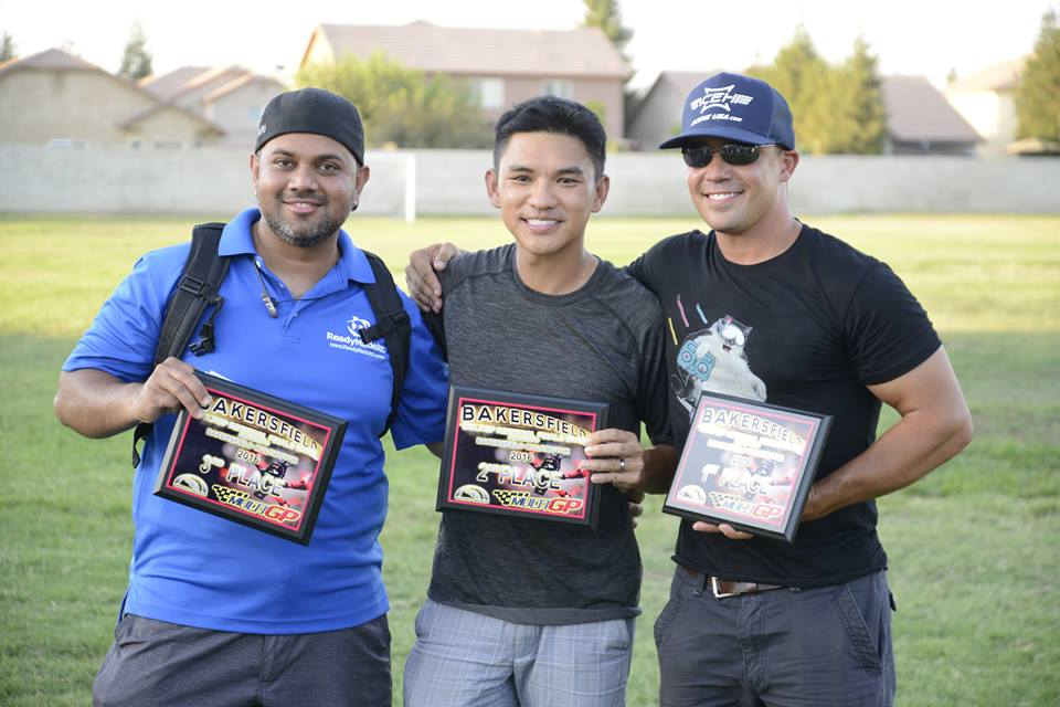 1st Place-MultiGP Regional Final