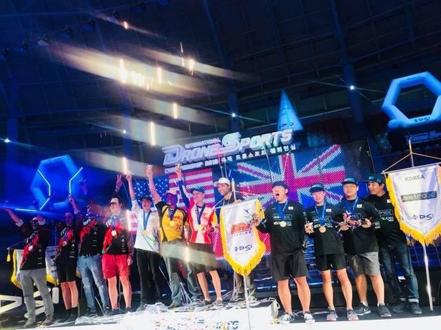 1st Place-DSI Drone Sport Championship