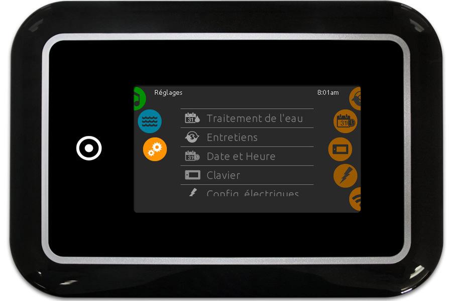 Clavier interactif in.k1000+ de Gecko Alliance