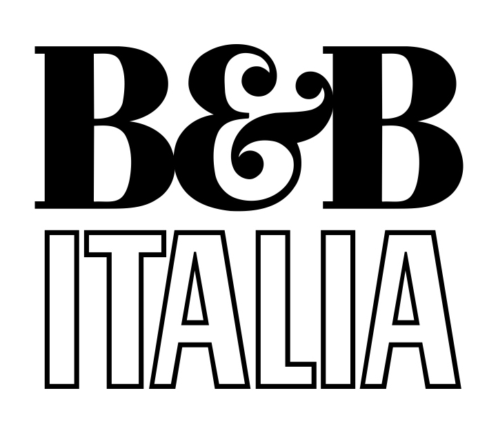 Logo B&B Italia Design Furniture