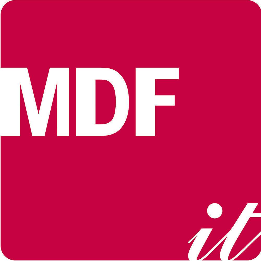 mdf italia design logo