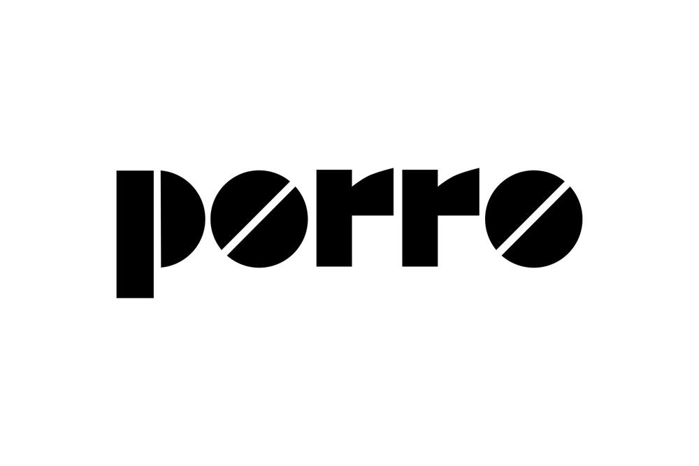 porro design logo