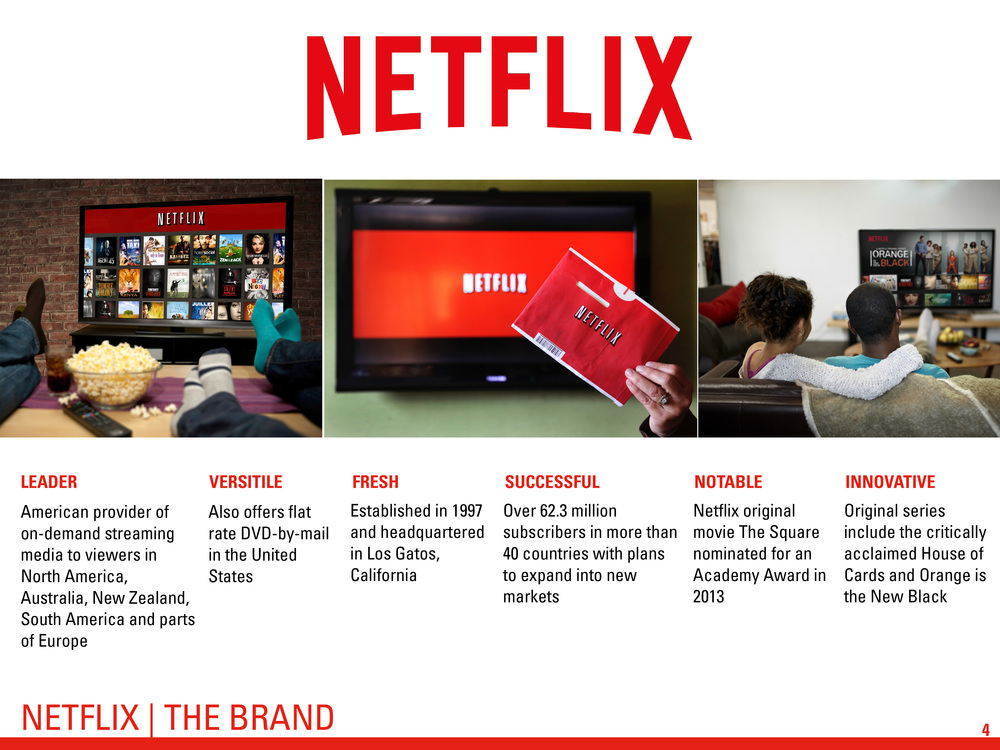 netflix and facebook a case study This case study will go over how to build a recommendation engine, similar to that of netflix and spotify to provide the best possible experience for users.