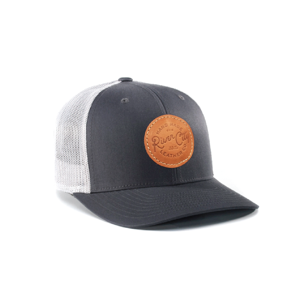 Cotton Twill Curved Bill Snapback -