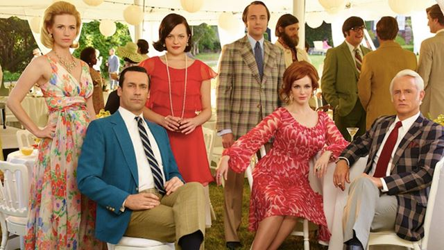 'Mad Men' Sets Kentucky Derby Mood