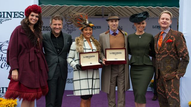 Mott Brings Fashion at the Races to the Forefront