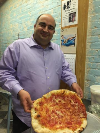 Summer Pizza Tour with Monmouth Park's Mirahmadi
