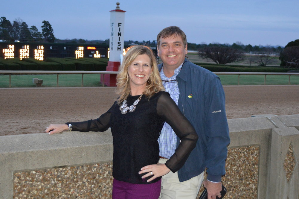 My Valentine: When Horse Racing is for Lovers