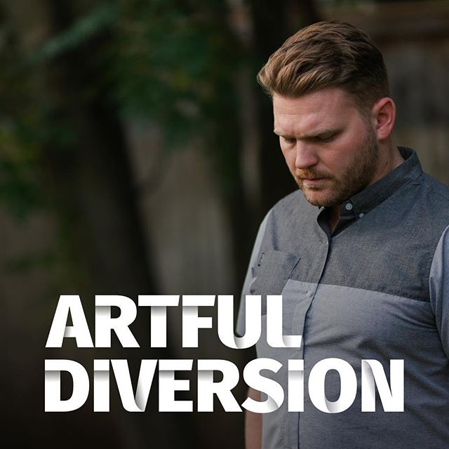 ArtfulDiversion.com is officially live! Follow along to watch @hamrick attempt to wrangle all of the many diversions tugging on his attention strings.