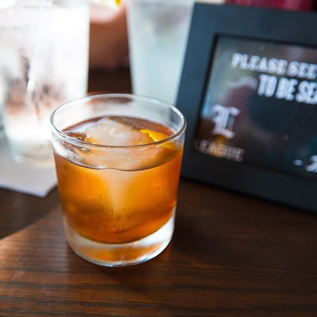 Old Fashioned Reviews  A legitimately good old fashioned is hard to come by. So when we find a good one, it's definitely worth sharing.  @hamrick's first review is on the site now, featuring a great little cocktail from @leaguekitchen.  #whiskey #oldfashioned #review #Austin #ATX #artfuldiversion