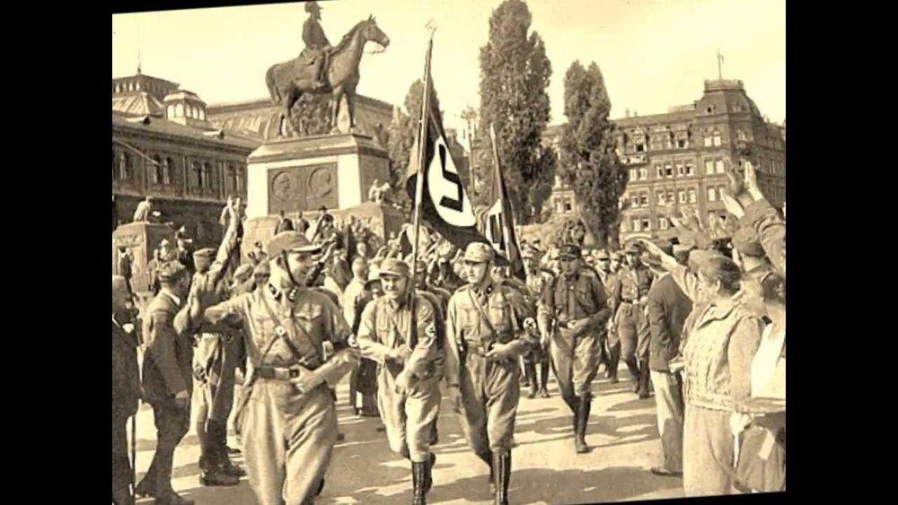 Nazi Stormtroopers
