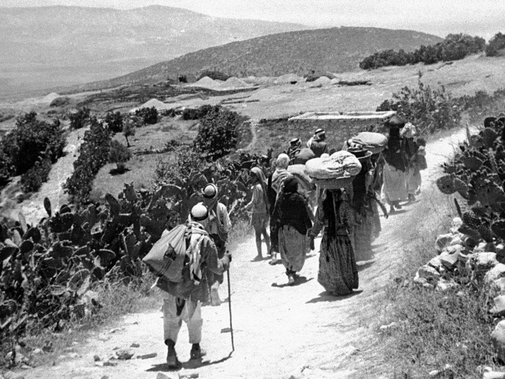 The Nakba, 1948