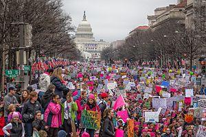 Women's March January 21, Washington, DC
