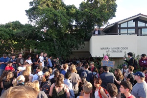 Shutting Down Heather Mac Donald at Claremont McKenna College