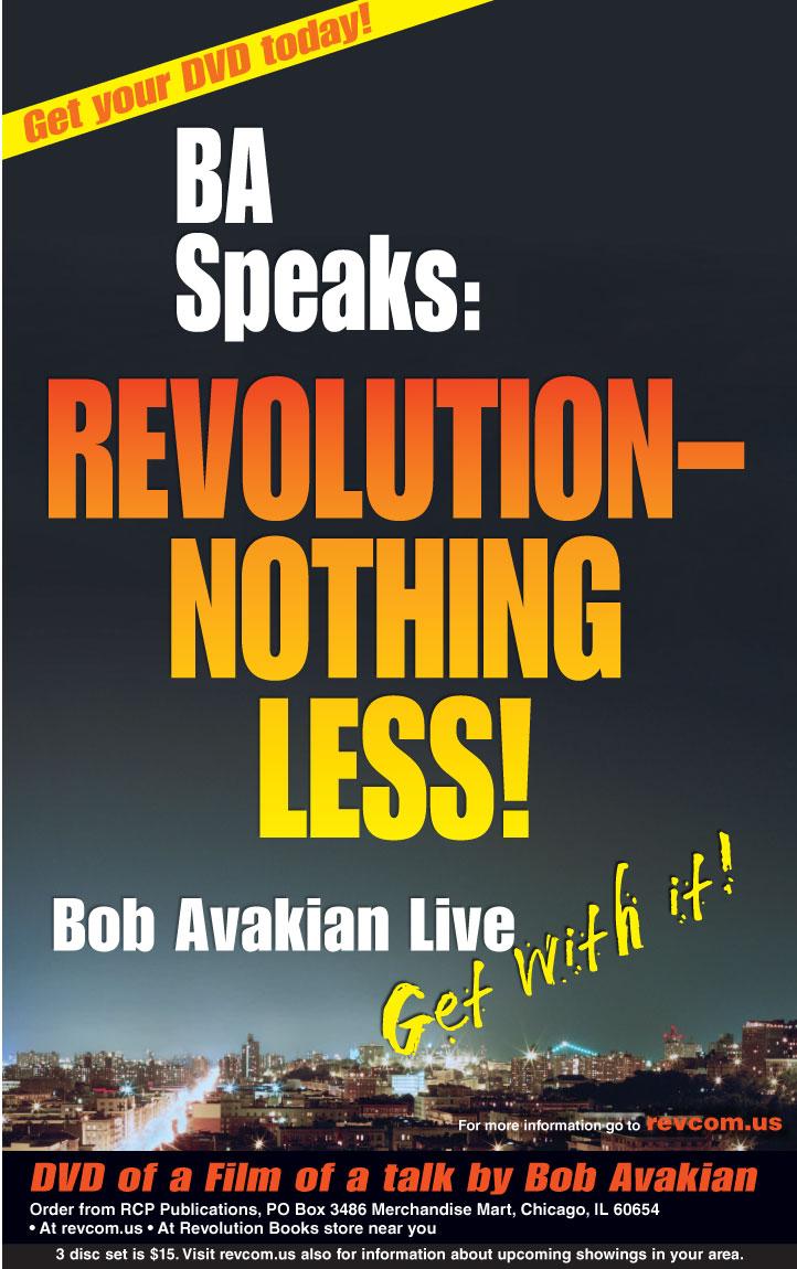 Revolution - Nothing less DVD.jpg