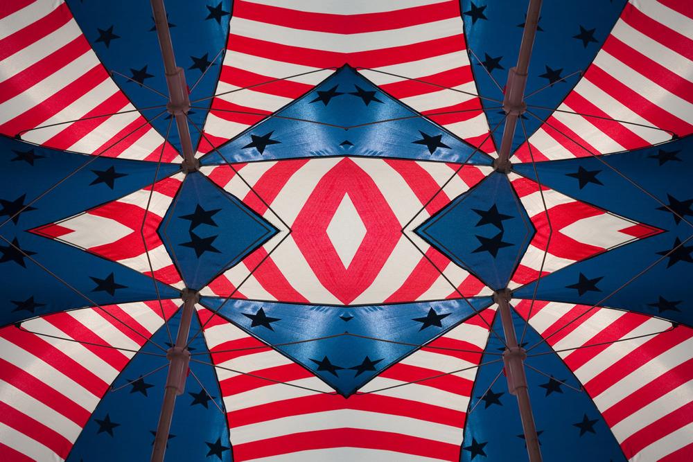 Americana Umbrella