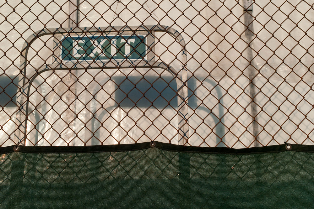 "Exit Closed (Portfolio ""Park Memories"")"