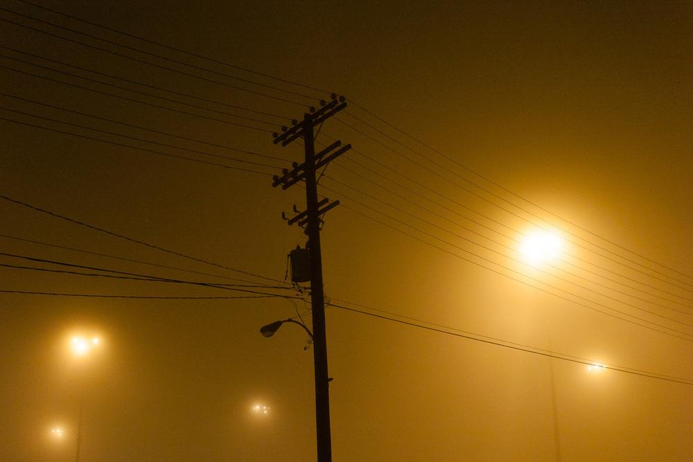 "Foggy Show (Portfolio ""Ambiance"")"
