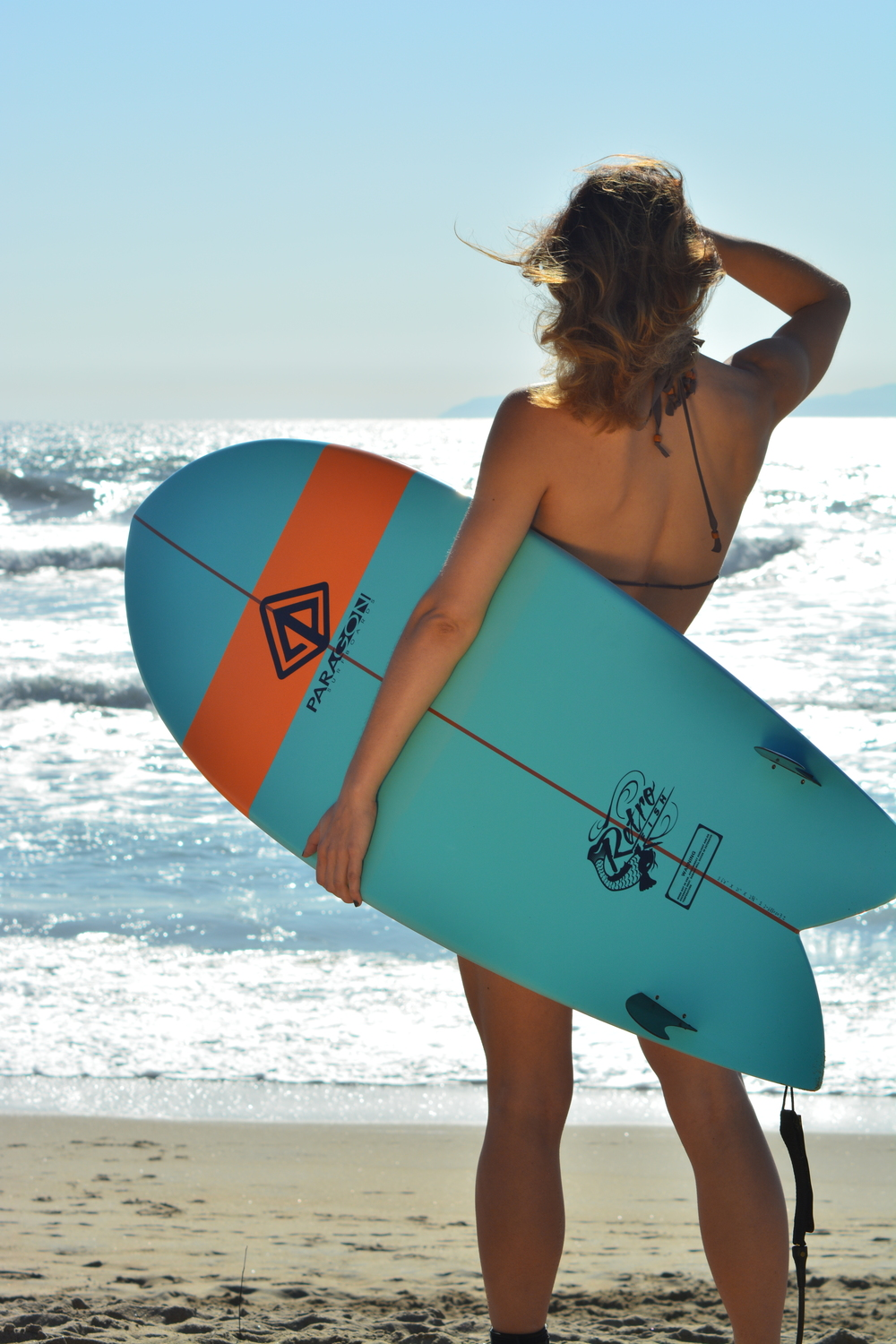 Paragon Surfboards