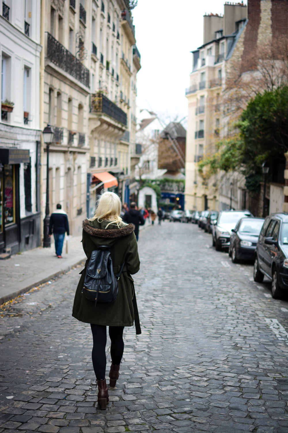 Roaming the Streets of Paris