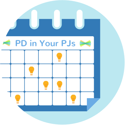 seesaw pd in your pjs online professional development
