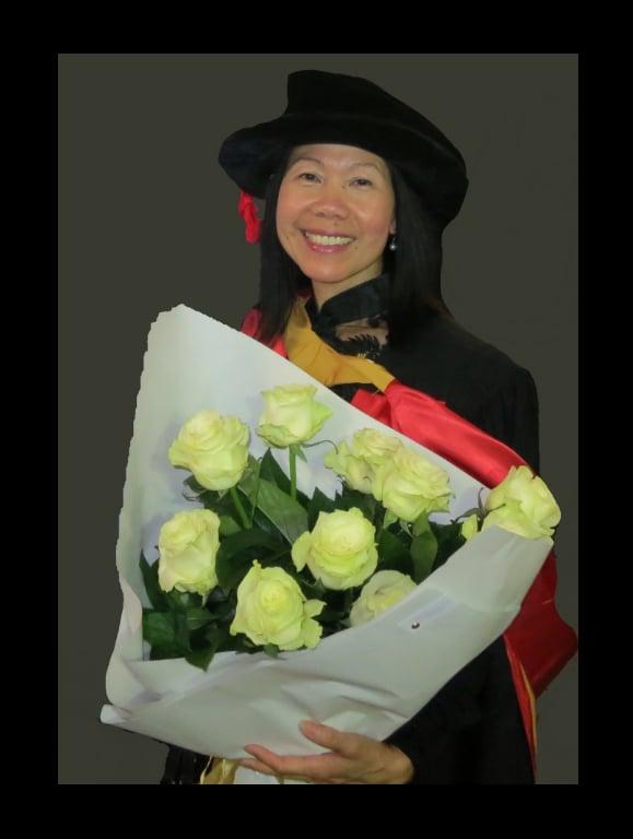 Dr rosalind tan drake: Co-Founder