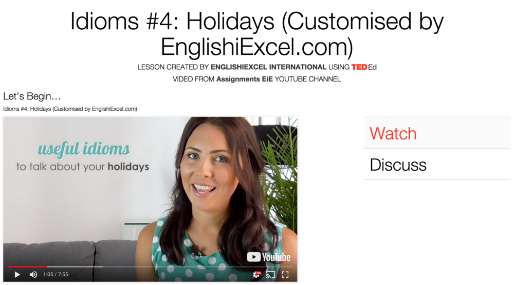 Unit 4: Idioms: Holiday - https://ed.ted.com/on/sLJ9NpnEModifiers are words, phrases, and clauses that add information about other parts of a sentence—which is usually helpful. But when modifiers aren't linked clearly enough to the words they're actually referring to, they can create unintentional ambiguity. Emma Bryce navigates the sticky world of misplaced, dangling and squinting modifiers.