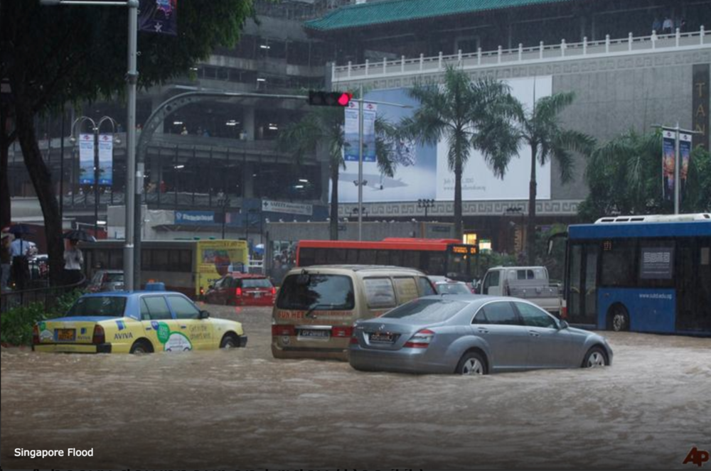 Unit 1: Singapore Flood -