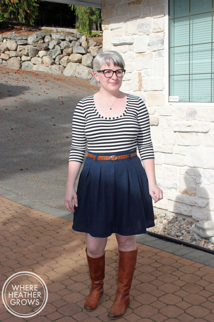 Closet Case Files Nettie & Deer & Doe Chardon Skirt