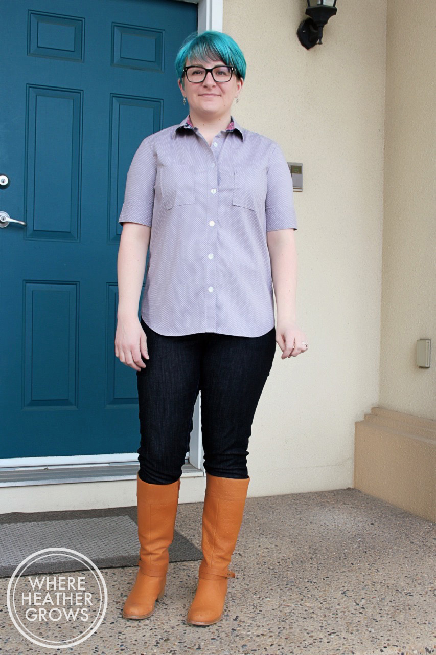 Grainline Studio Archer Shirt