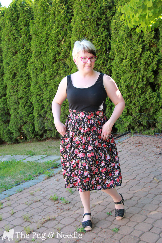 Midi Brumby Skirt
