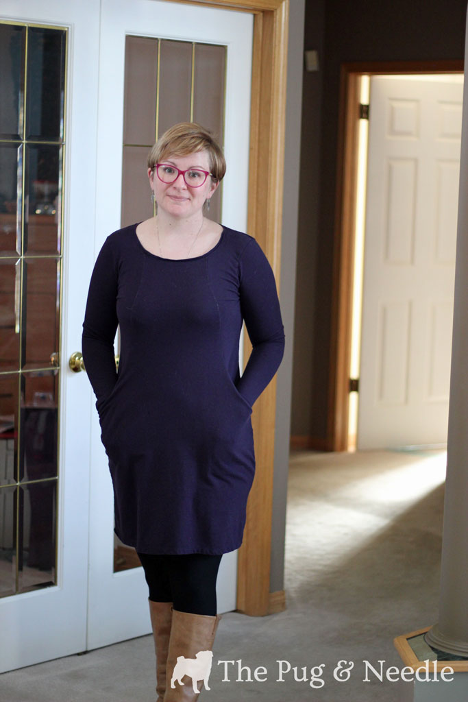 Sew Over It - The Heather Dress — The Pug & Needle