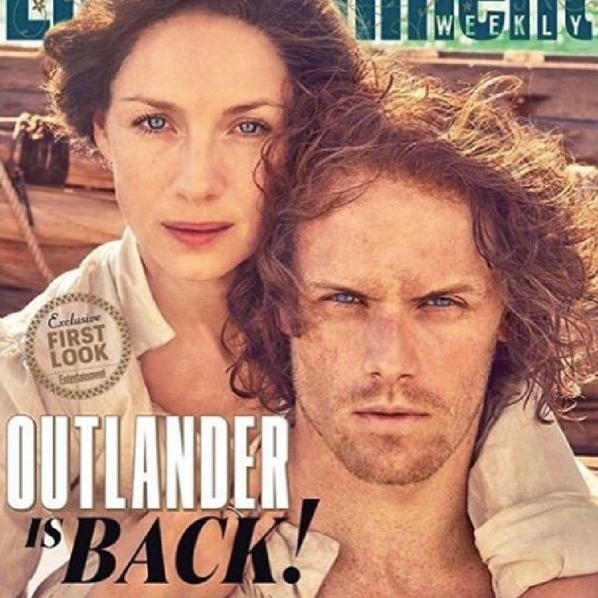 via Instagram  @outlander_starz