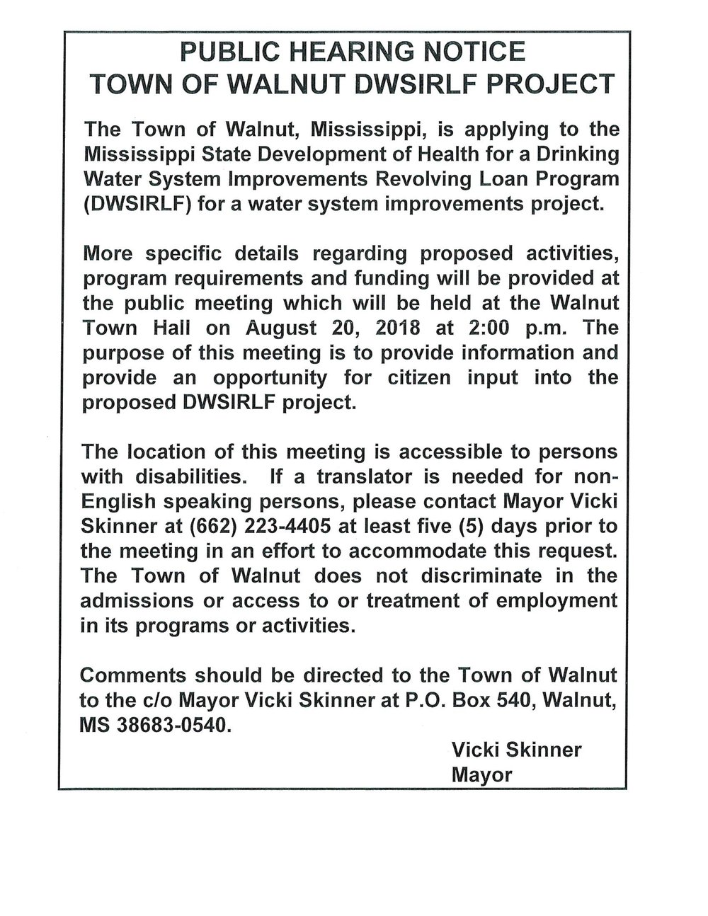Public Meeting Notice for water improvements.jpg
