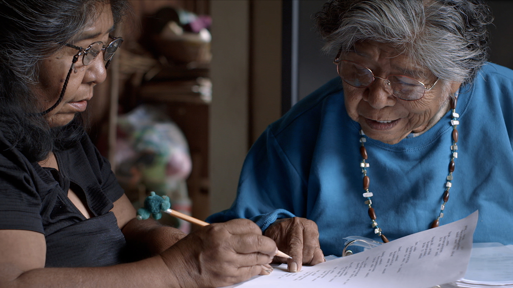 This short documentary profiles the last fluent speaker of Wukchumni, a Native American language, and her creation of a comprehensive dictionary. By Emmanuel Vaughan-Lee